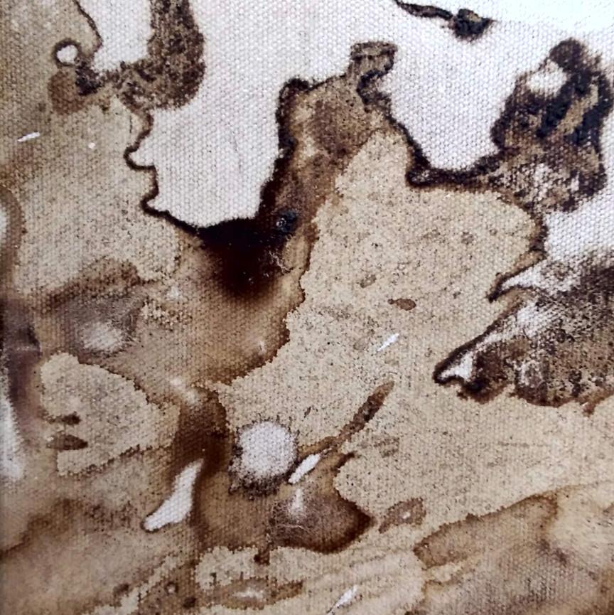 pareidolia painting detail