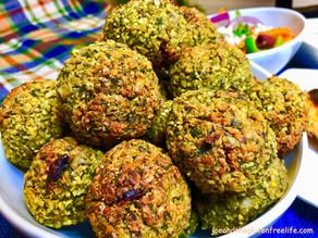 Gluten Free Falafel (Oven Baked)