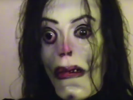 Police Get Involved After Creepy Michael Jackson Meme Haunts The Internet