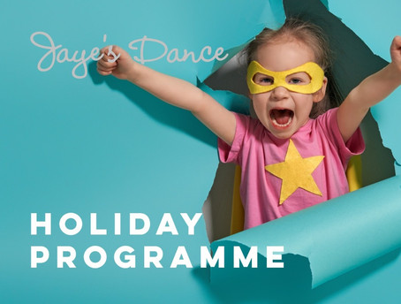 September Holiday Programme