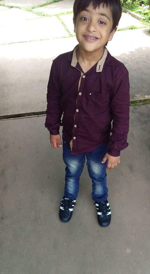Down Syndrome Boy Dances