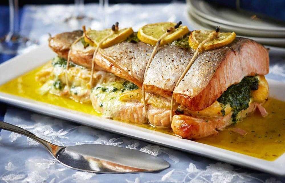 Christmas Fish Recipe Ideas
