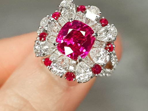 Burmese Ruby - the most sought after gem in the world