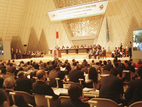 "#ThrowbackThursday: The 1997 ""Kyoto Protocol"""