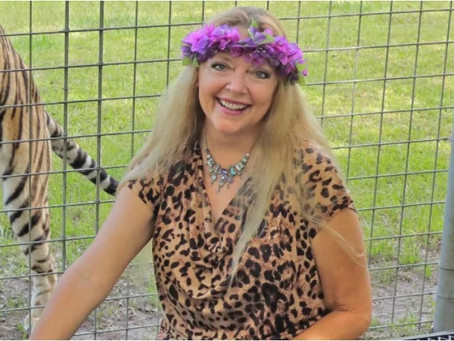 'Tiger King's' Carole Baskin Comes Out at Bisexual