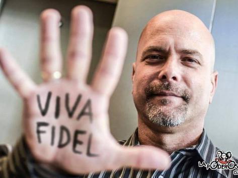 Falar de Cuba é falar de Fidel! (por Gerardo Hernández Nordelo)
