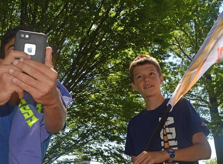 Summer Orienteering in Full Swing!