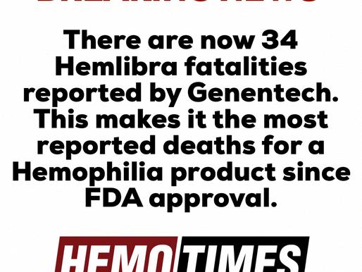 More Hemlibra Deaths