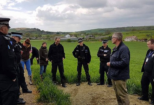 Training the Dorset Police Rural Crime Unit