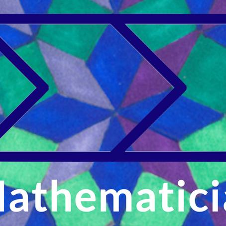 Meet a Mathematician!