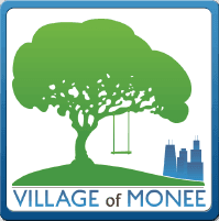 village of monee illinois logo