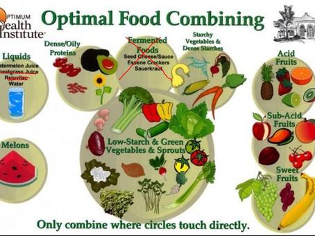 FOOD COMBINING 101