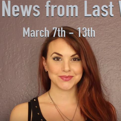 Good News from Last Week: March 7th - 13th, 2016