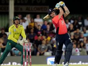 England's White Ball Tour of SA ON