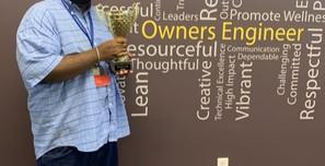 Congrats Antonio Johnson: August F&T People's Cup Winner