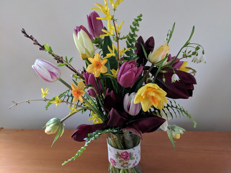 American-Grown Flowers for your Valentine