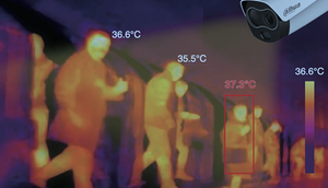 Dahua Fever Screening Thermal Camera  buy uk