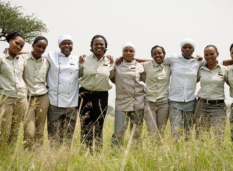 The Case for Female Leadership - African Style