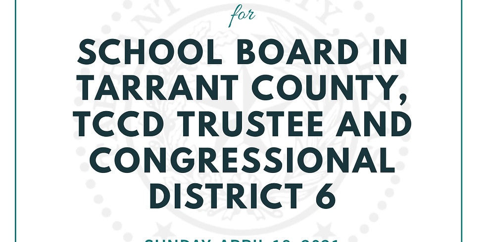 Candidate Forum - School Board