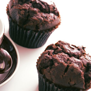 Chocolate Deluxe Muffins