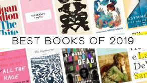 Victoria's Best Books of 2019