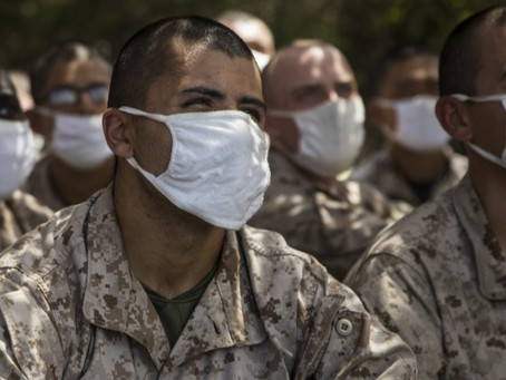 "The Marine Corps' New ""Bubble"""