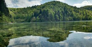 Plitvice Lakes: