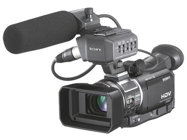 Sony HDV Camcorder Professional