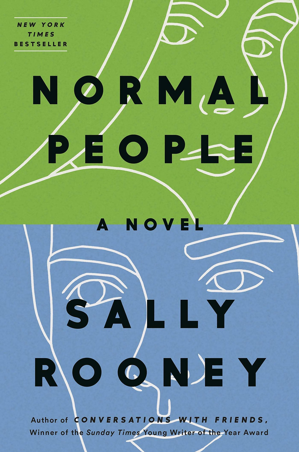 Normal People by Sally Rooney : the book slut book reviews thebookslut