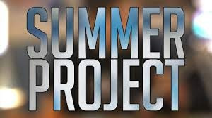 Year 4 Summer project