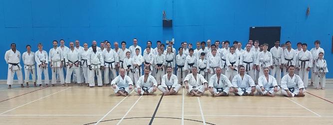 JKS Brown & Black Belt Course          14th January 2018                    Nottingham