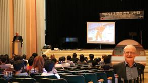 캐나다 최초 우주비행사 Marc Garneau 초청 강연회