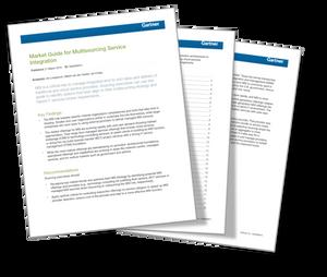 Gartner med rapport om Multisourcing Service Integration