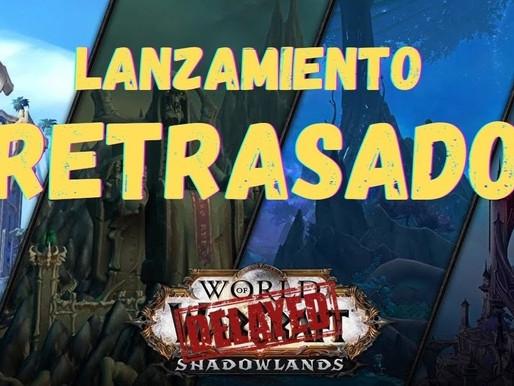 Shadowlands se retrasa, es oficial.