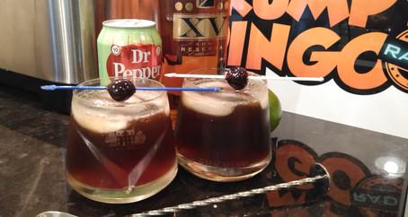 The Grumpy Dingo Dr. Libre Cocktail