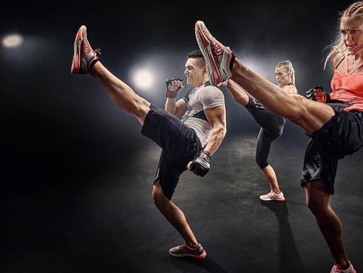 Бесплатные открытые уроки от фитнес-клуба.