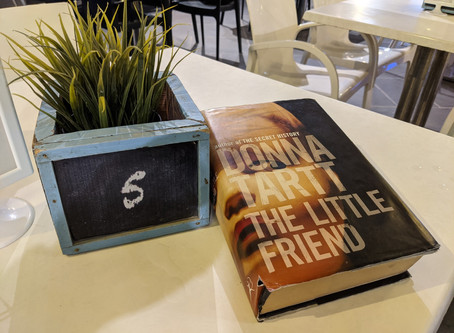 The Little Friend - A Tragedy of Errors