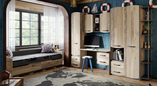 Набор детской мебели «Кристофер» №1
