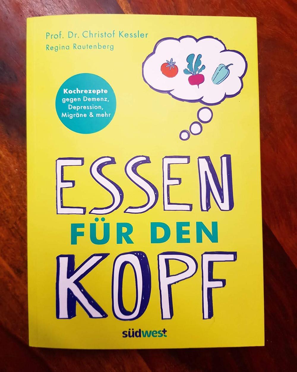 """""""Essen für den Kopf"""" von Prof. Dr. Christof Kessler"""