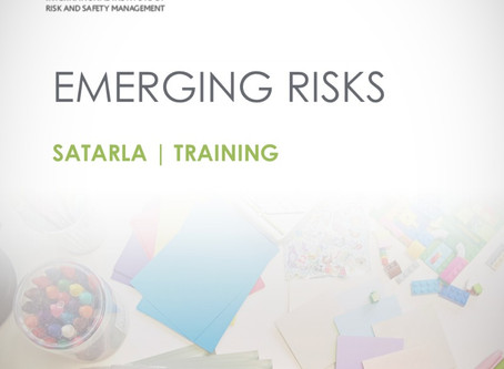 Emerging Risks - How to stay ahead