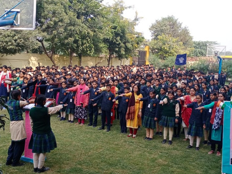 Constitution day Celebration