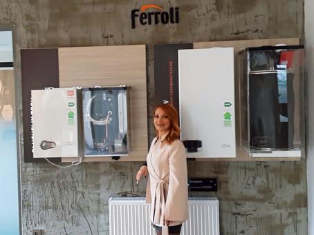 Yeni kurumsal müşterimiz Ferroli Türkiye