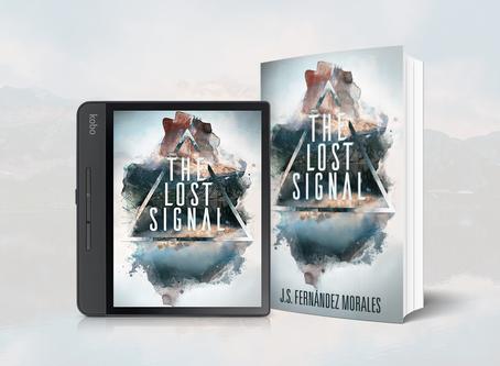 The Lost Signal - Book Cover Design