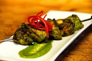 Chicken Cafrael with Garam Masala