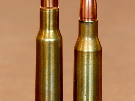 Comparing Comparable Cartridges:   7mm Twins (1): The 7x57 and 7mm-08