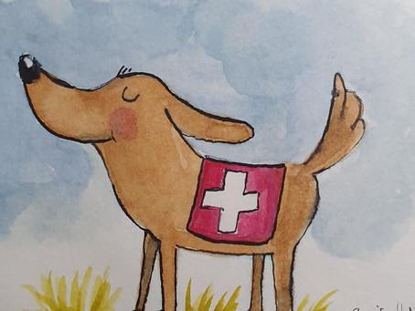 Giornata mondiale del cane da soccorso