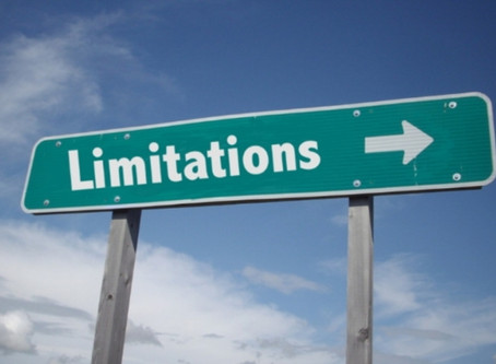 Breaking Free From Limitations and Becoming More