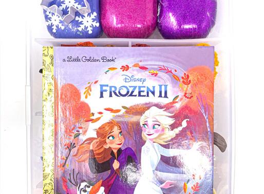 frozen 2 play dough kit