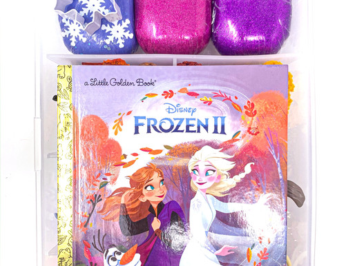 frozen 2 play dough kit