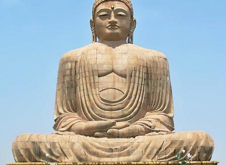 Why is Buddha fat?